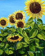 Tanja Ware - Sunflowers