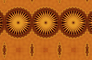 Sunflowers Print by Zeana Romanovna