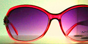Sizes Framed Prints - Sunglass - 5D20678 - v2 Framed Print by Wingsdomain Art and Photography