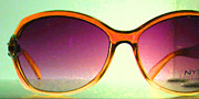 Sizes Framed Prints - Sunglass - 5D20678 - v3 Framed Print by Wingsdomain Art and Photography