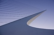 Featured On Fineart America - Sundial Bridge by Sean Griffin