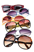 Polarized Prints - Sunglasses Print by Elena Elisseeva