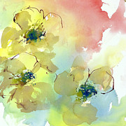 Dream Scape Prints - Sunlit Poppies II Print by Chris Paschke