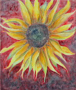 Kelly Drawings Originals - Sunny Face by Shannan Peters