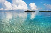 Jenny Rainbow - Sunny Invitation For  YOU. Maldives