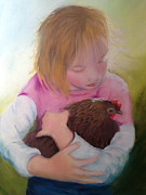 Tender Pastels - Sunny Side Up by Robin Coats