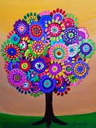 PRISTINE CARTERA TURKUS - SUNNY TREE OF LIFE
