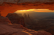 Alan Ley - Sunrise at Mesa Arch 2