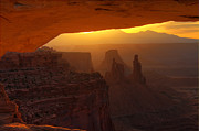 Alan Ley - Sunrise at Mesa Arch 3