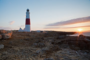 Ian Middleton - Sunrise at portland Bill