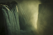 Alison Buttigieg - Sunrise at Victoria Falls