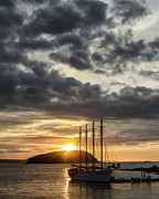 Dick Wood - Sunrise Bar Harbor Maine