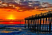 Nick Zelinsky - Sunrise by the Pier