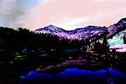 Bob Johnston - Sunrise Camping by a...