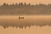 Jim Nelson - Sunrise Canoe