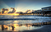 Fred Gramoso - Sunrise in Cocoa Beach