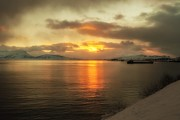 Rose-Maries Pictures - Sunrise in Lofoten