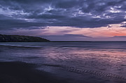 Glenn Hewitt - Sunrise on Filey Brigg