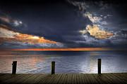 Randall Nyhof - SunRise on Key Islamorada in the Florida Keys