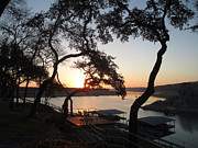 Kevin Caudill - Sunrise on Lake Travis