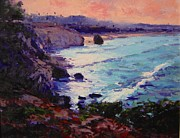 R W Goetting - Sunrise on Pismo Beach IV