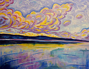 Morgan  Ralston - Sunrise on the Comox...