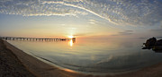 Dimitar Rusev - Sunrise over Burgas Bay