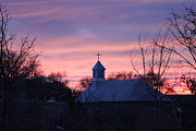 Cres Archuleta - Sunrise over Galisteo