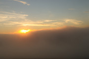 Cloud Inversion Prints - Sunrise Over Inversion . Print by Ian  Francis