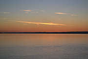 Lyle Crump - Sunrise Over Kempenfelt...