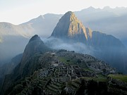 Elizabeth Hardie - Sunrise over Machu Picchu