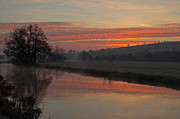 Pete Hemington - Sunrise over the River...