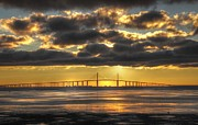 Rob Frederick - Sunrise Over the Skyway...