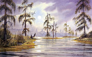 Bill Holkham - Sunrise Over Wakulla...