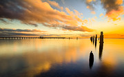 Peta Thames - Sunrise Reflections