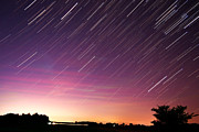 Micah Flack - Sunrise Star Trails