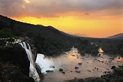 Pradeep Subramanian - Sunset At Athirappally...