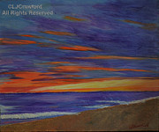 Lori Jacobus-Crawford - Sunset at Englewood