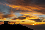 Observation Photos - Sunset at Haleakala by Francesco Emanuele Carucci