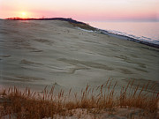 James Rasmusson - Sunset at Indiana Dunes