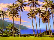 Dominic Piperata - Sunset at Kalaupapa Molokai