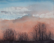 Sunset Scenes. Originals - Sunset at Kayes by Elise Boam