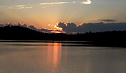 Canada Prints - Sunset at Lake of Bays  Print by Pat Speirs