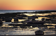 HJBH Photography - Sunset at Low Tide in Cadiz