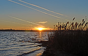 Brendan Reals - Sunset at Onondaga Lake...