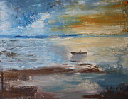 Brigitte Roshay - Sunset at sea