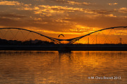 M Chris Brandt - Sunset at Tempe Town Lake