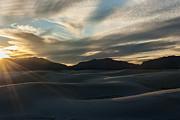 Sandra Bronstein - Sunset at White Sands