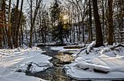 Jim Wilcox - Sunset at Yellow Creek
