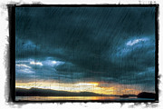 Craig Perry-Ollila - Sunset British Columbia